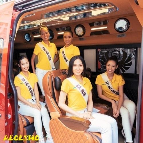 cho thuê xe limousine tphcm vip