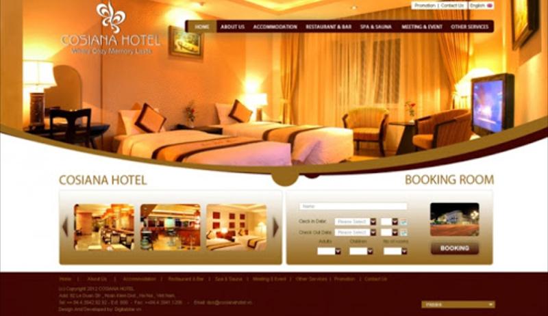 thiết kế website chuẩn seo tại tphcm