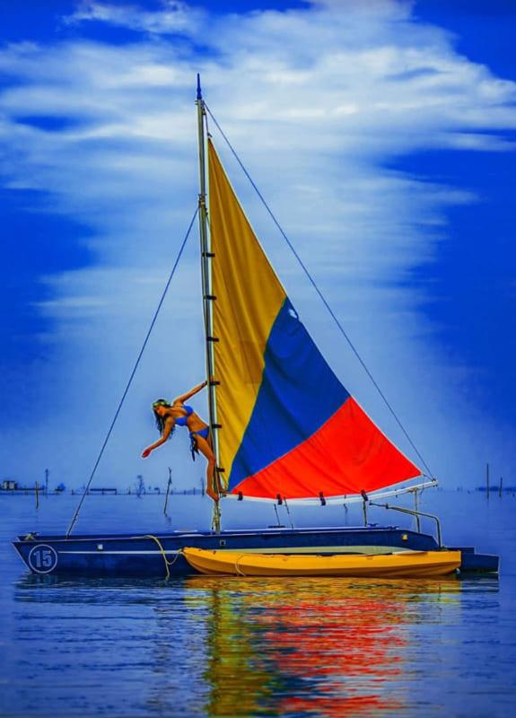 Những Điểm Du Lịch Vũng Tàu 【 Bến Tàu Marina 】