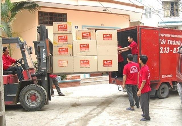 Dịch vụ chuyển nhà trọn gói 3