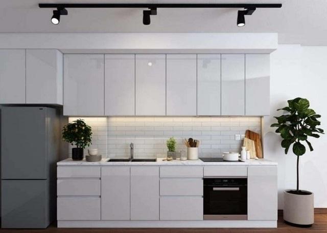 Thiết kế nội thất chung cư theo phong cách hiện đại 10