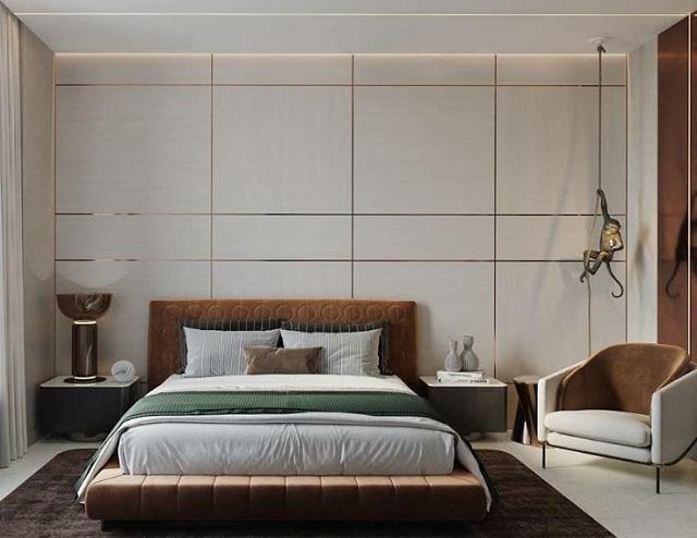Thiết kế nội thất chung cư theo phong cách hiện đại 6