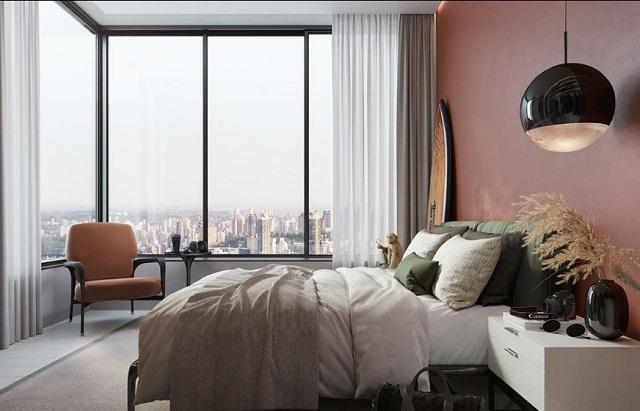 Thiết kế nội thất chung cư theo phong cách hiện đại 7