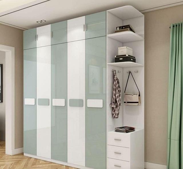 Thiết kế nội thất chung cư theo phong cách hiện đại 8