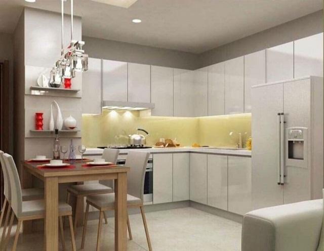 Thiết kế nội thất chung cư theo phong cách hiện đại 9