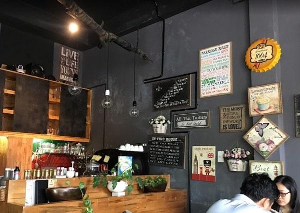 Quán cafe đẹp ở tân phú 2