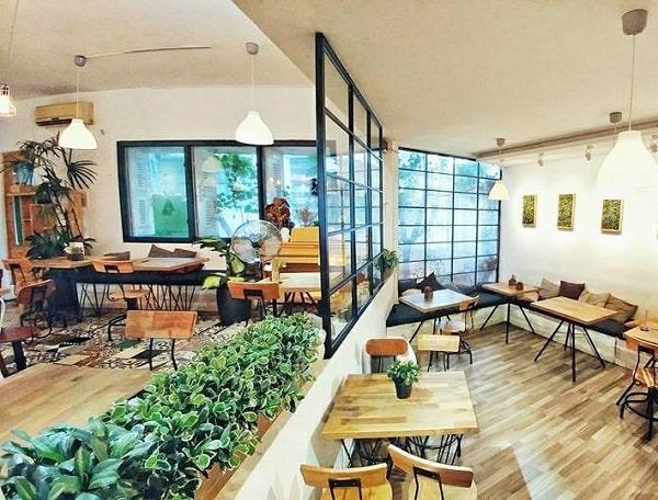 Quán Cafe Đẹp Quận 3 Sài Gòn