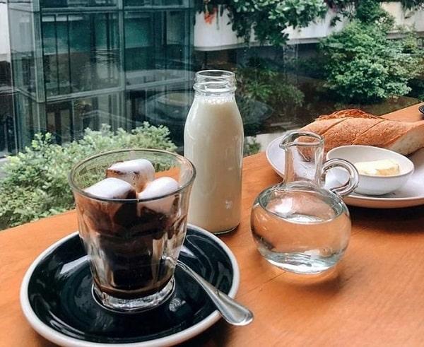 Quán Cafe Đẹp Quận 3 hcm